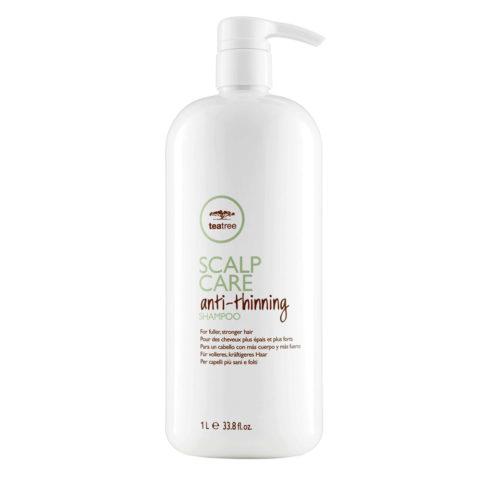 Paul Mitchell Scalp care Anti-Thinning Shampoo 1000ml - anti-assottigliamento