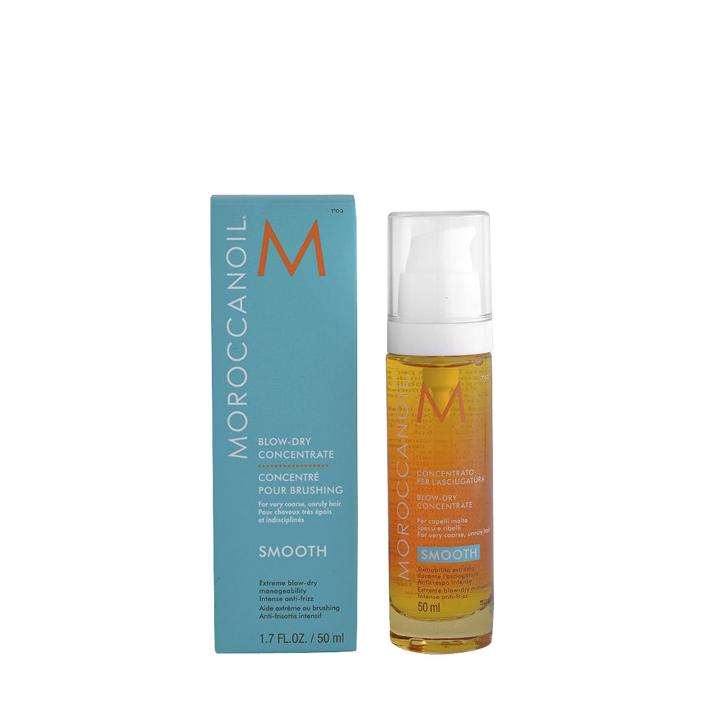 Moroccanoil Blow dry Concentrate 50ml - olio anticrespo