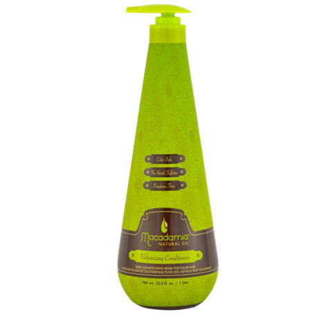 Macadamia Volumizing Conditioner 1000ml - balsamo volumizzante