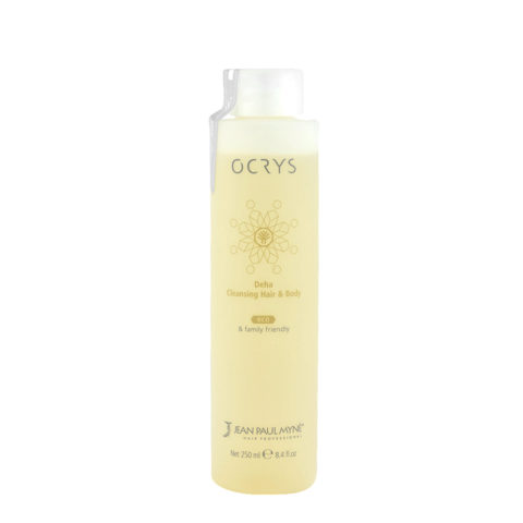 Jean Paul Mynè Ocrys Deha Eco Cleansing Hair & Body 250ml - bagnoschiuma corpo e capelli per tutti