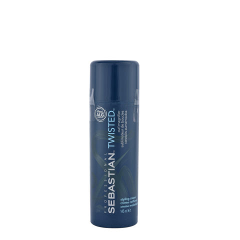 Sebastian Twisted Styling Cream 145ml - sublimatore ricci