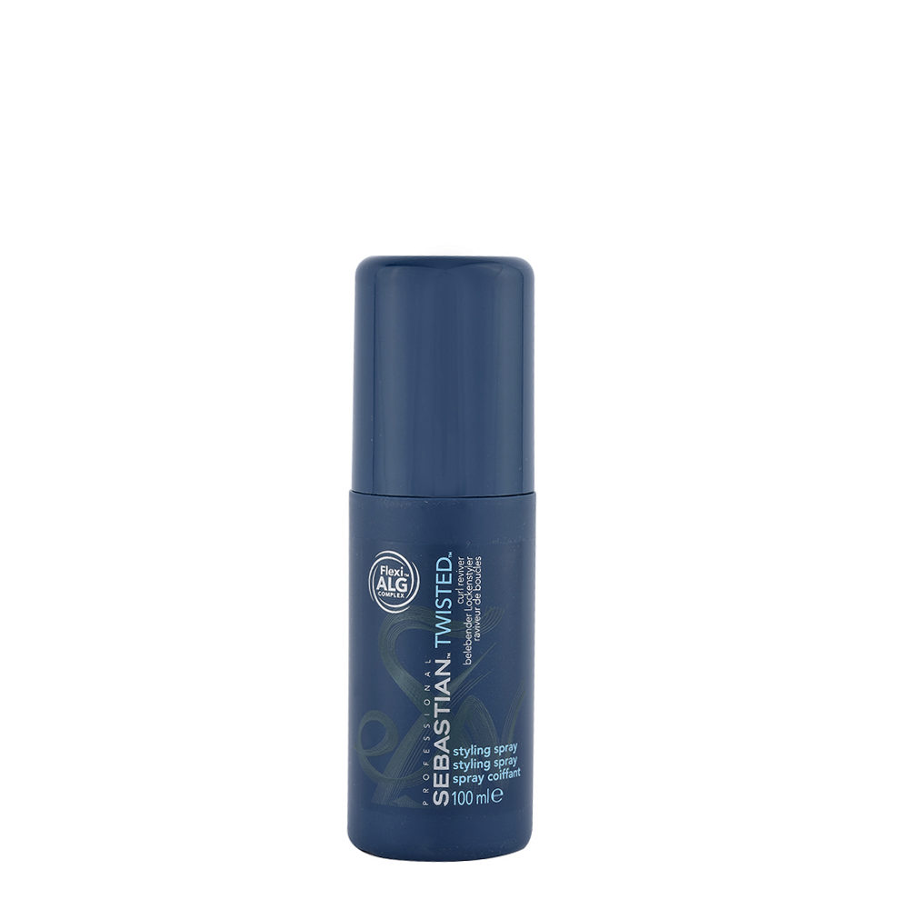 Sebastian Twisted Styling Spray 100ml - ravviva ricci