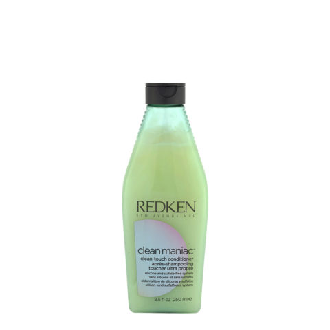Redken Clean Maniac Conditioner 250ml - balsamo micellare