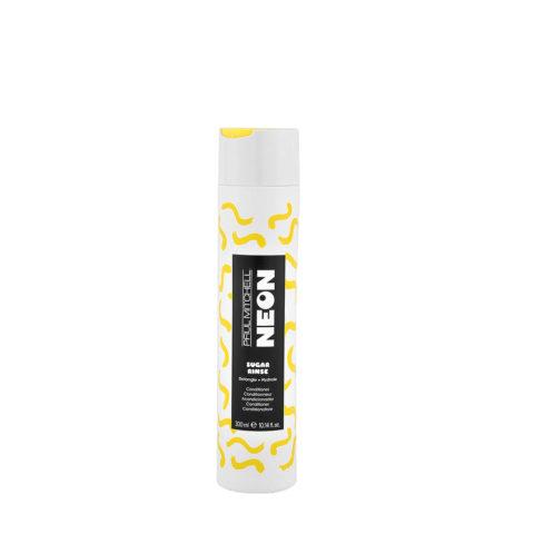Paul Mitchell Neon Sugar Rinse Detangle Hydrate Conditioner 300ml - balsamo districante