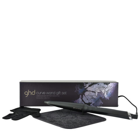 GHD Arricciacapelli Nocturne Collection Curve Wand Gift Set