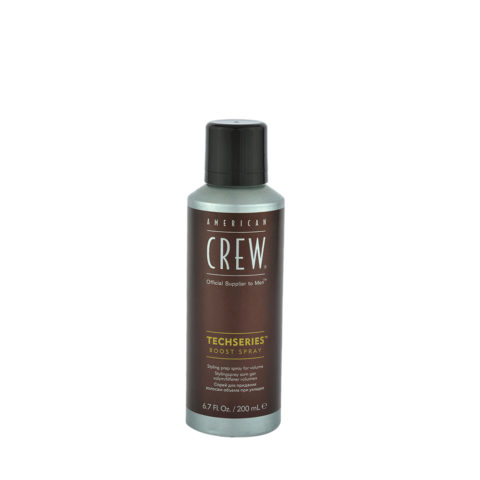 American Crew Styling Techseries Boost Spray 200ml - spray volumizzante