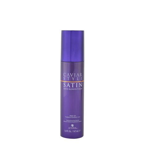 Alterna Caviar Style Satin Rapid Blowout Balm 147ml - lozione pre-styling e asciugatura