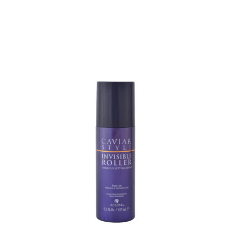 Alterna Caviar Style Invisible Roller Contour Setting Spray 147ml - spray modellante per creare onde e ricci