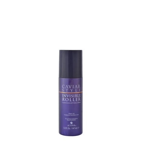 Alterna Caviar Style Invisible Roller Contour Setting Spray 147ml - spray modellante per creare onde e ricci