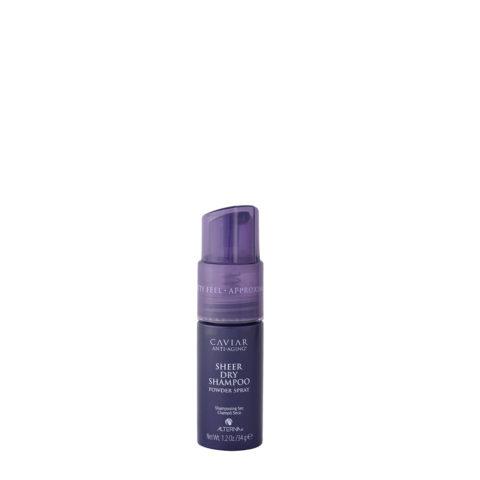 Alterna Caviar Style Sheer Dry Shampoo 34gr shampoo secco
