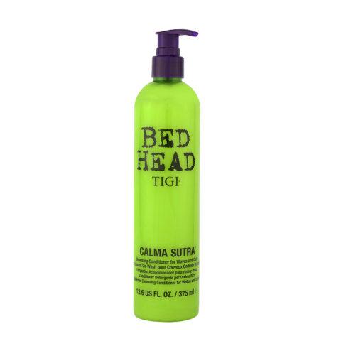 Tigi Bed Head Ricci Calma Sutra Cleansing Conditioner 375ml - detergente idratante