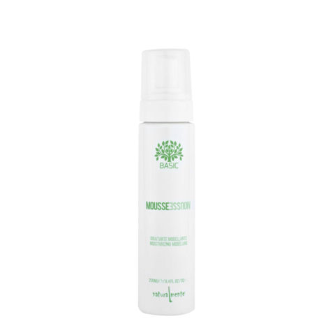 Naturalmente Basic Mousse Finocchio e Geranio 250ml