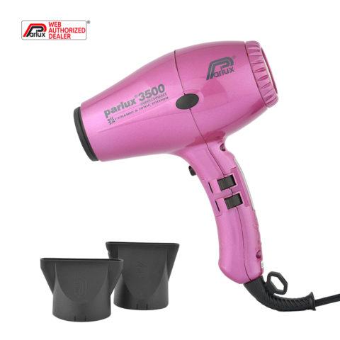 Parlux 3500 Supercompact rosa - asciugacapelli