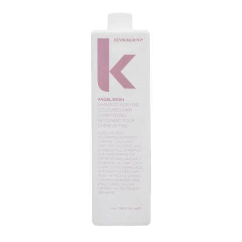 Kevin murphy Shampoo angel wash 1000ml - Shampoo per capelli fini