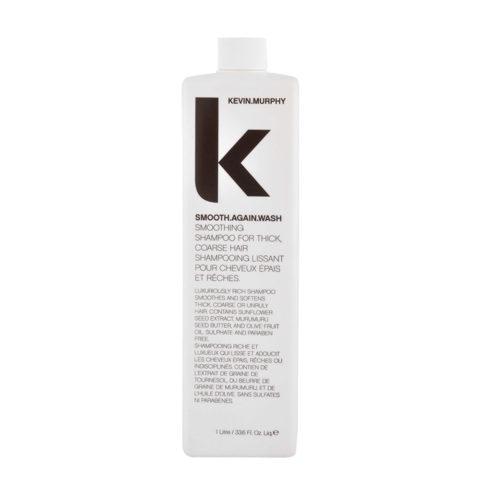 Kevin Murphy Shampoo Smooth Again 1000ml - Shampoo lisciante