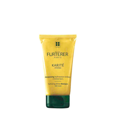 René Furterer Karité Masque Hydratation Brillance 30ml - maschera idratante intensiva