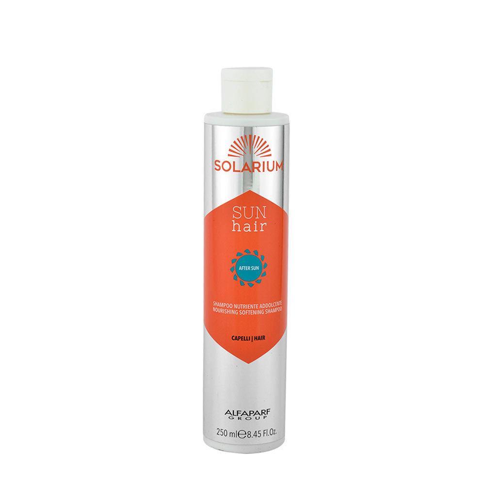 Alfaparf Solarium Sun Hair Shampoo Nutriente Addolcente 250ml