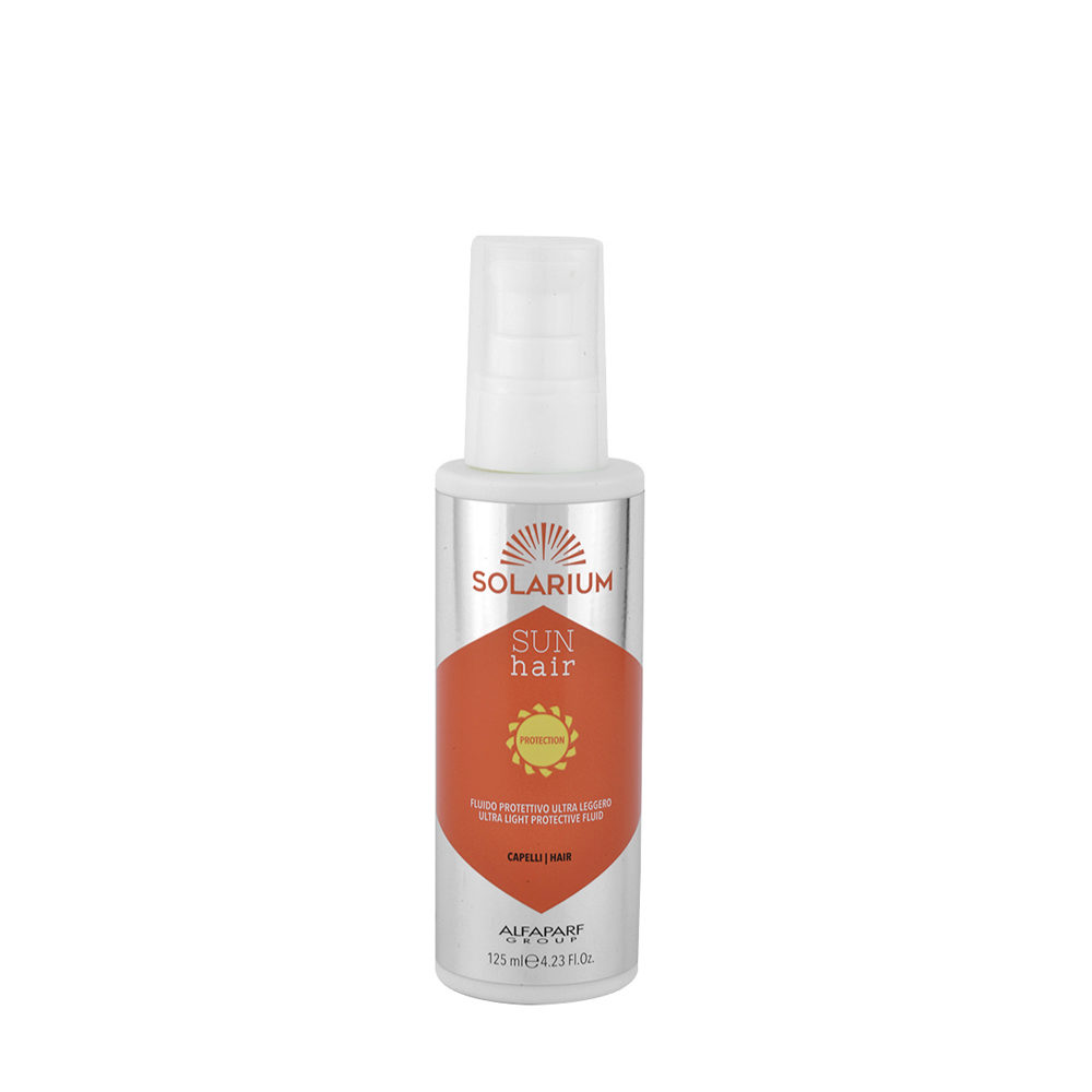 Alfaparf Solarium Sun Hair Protection Fluido Protettivo Ultra Leggero 125ml