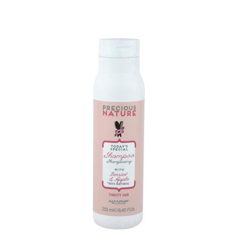 Alfaparf Precious Nature Dry & Thirsty Hair Shampoo 250ml - Per Capelli Secchi
