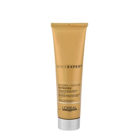 L'Oreal Nutrifier Creme Brush 150ml - crema protezione del calore