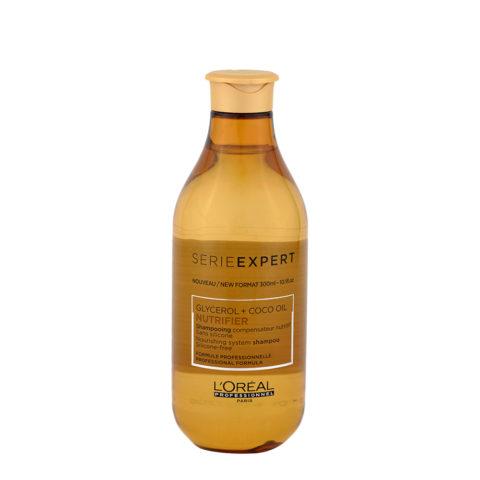 L'Oreal Nutrifier Shampoo 300ml - shampoo idratante nutriente