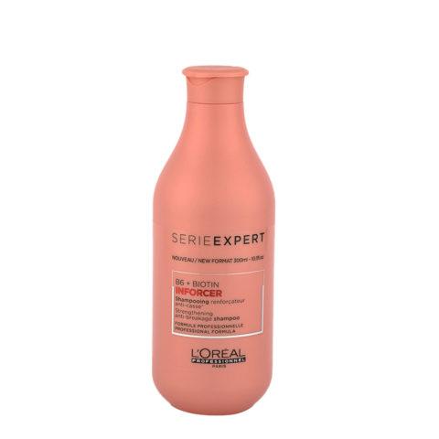 L'Oreal Inforcer Shampoo 300ml - shampoo rinforzante antirottura