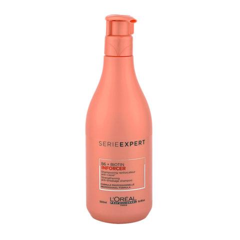 L'Oreal Inforcer Shampoo 500ml - shampoo anti rottura