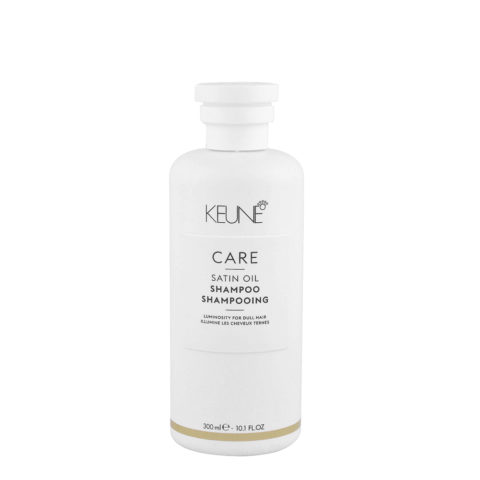 Keune Care line Satin oil Shampoo 300ml - shampoo illuminante per capelli secchi e spenti