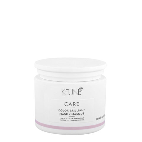 Keune Care line Color brillianz Mask 200ml - Maschera per capelli colorati