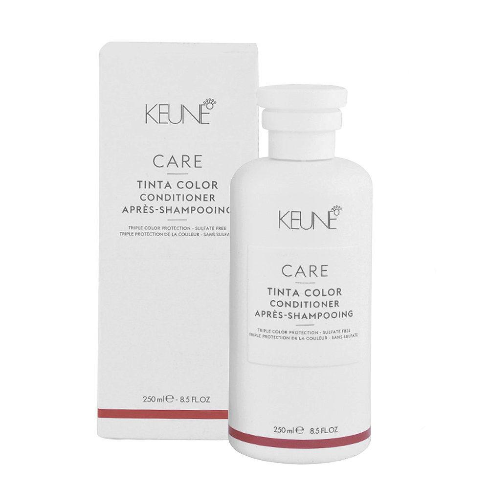 Keune Care line Tinta color Conditioner 250ml - Balsamo senza solfati per capelli colorati