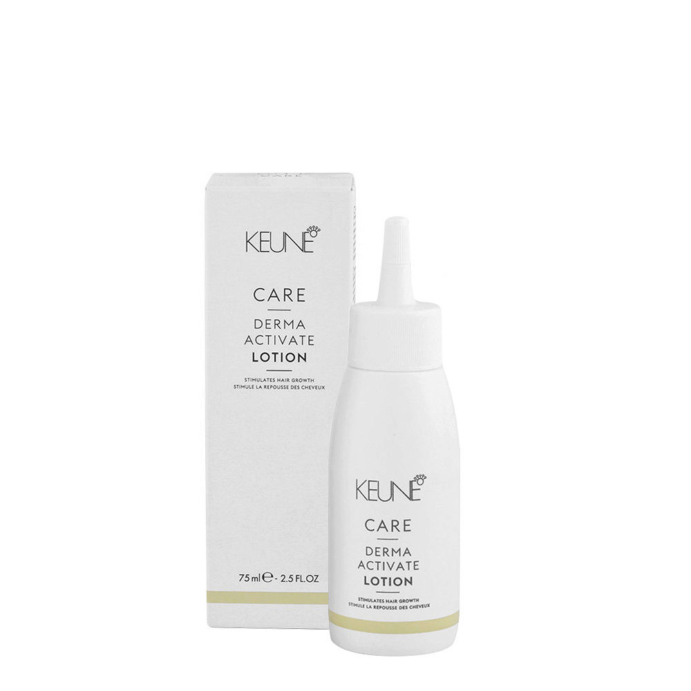 Keune Care line Derma Activating lotion 75ml - Lozione Energizzante Anticaduta