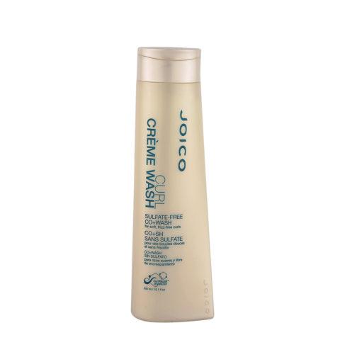 Joico Curl Crème Wash Sulfate free Co Wash 300ml - shampoo balsamo capelli ricci