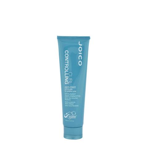 Joico Curl Controlling Anti-Frizz Styler 100ml - crema anticrespo ricci