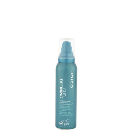 Joico Curl Defining Contouring Foam-Wax 150ml - schiuma di definizione ricci