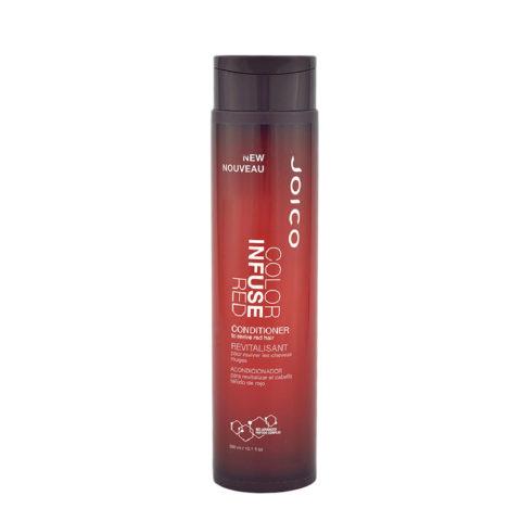 Joico Color Infuse Red Conditioner 300ml - balsamo capelli rossi