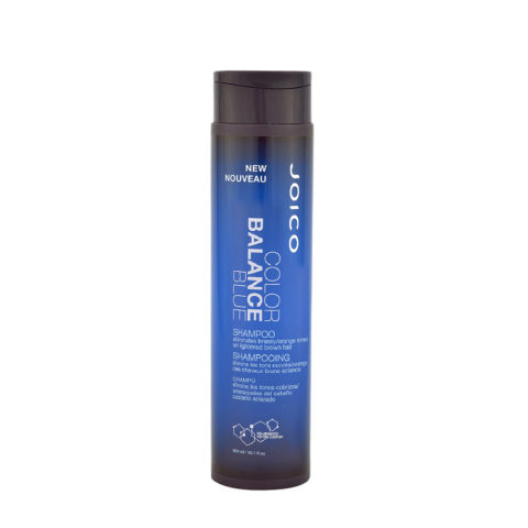 Joico Color Balance Blue Shampoo 300ml - shampoo antigiallo capelli biondi