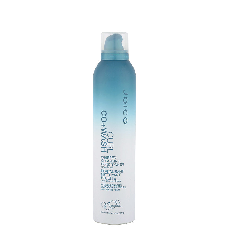 Joico Co Wash Curl Whipped Cleansing Conditioner 245ml - balsamo capelli ricci