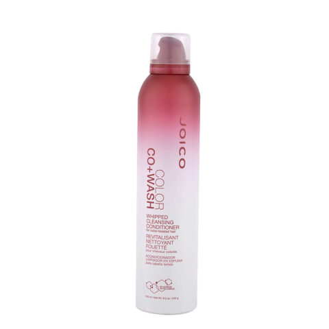 Joico Co Wash Color Whipped Cleansing Conditioner 245ml - balsamo capelli colorati