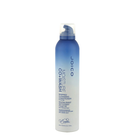 Joico Co Wash Moisture Whipped Cleansing Conditioner 245ml - balsamo idratante capelli secchi