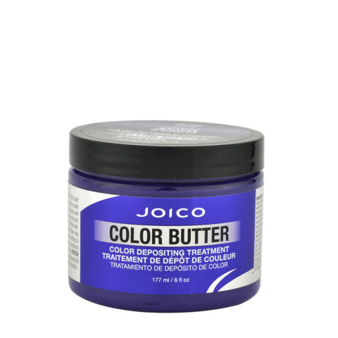 Joico Color Butter Purple 177ml - maschera colore temporaneo porpora