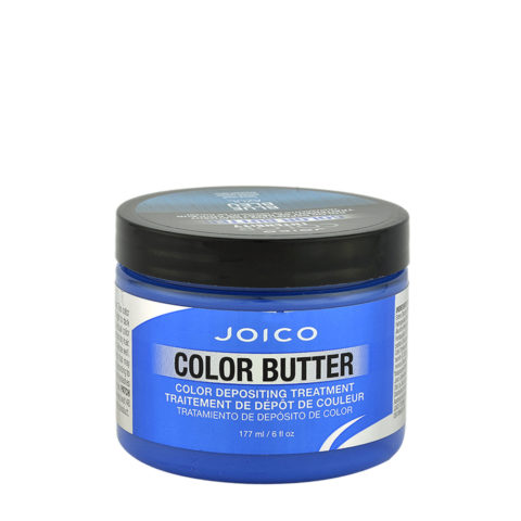 Joico Color Butter Blue 177ml - maschera colore temporaneo blu
