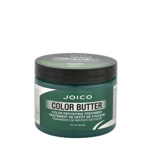 Joico Color Butter Green 177ml - maschera colore termporaneo verde