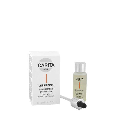 Carita Les Précis Concentré Antoixidant éclat 15ml - siero concentrato illuminante