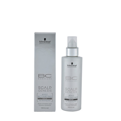 Schwarzkopf BC Bonacure Scalp Genesis Root activating Serum 100ml - siero anticaduta