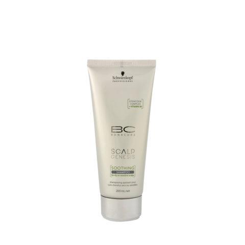Schwarzkopf BC Bonacure Scalp Genesis Soothing Shampoo 200ml - shampoo per cute sensibile