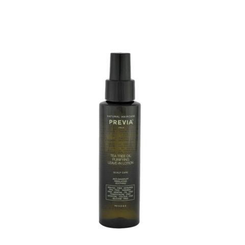 Previa Tea Tree Oil Purifying Leave-In Lotion 100ml - lozione purificante cute