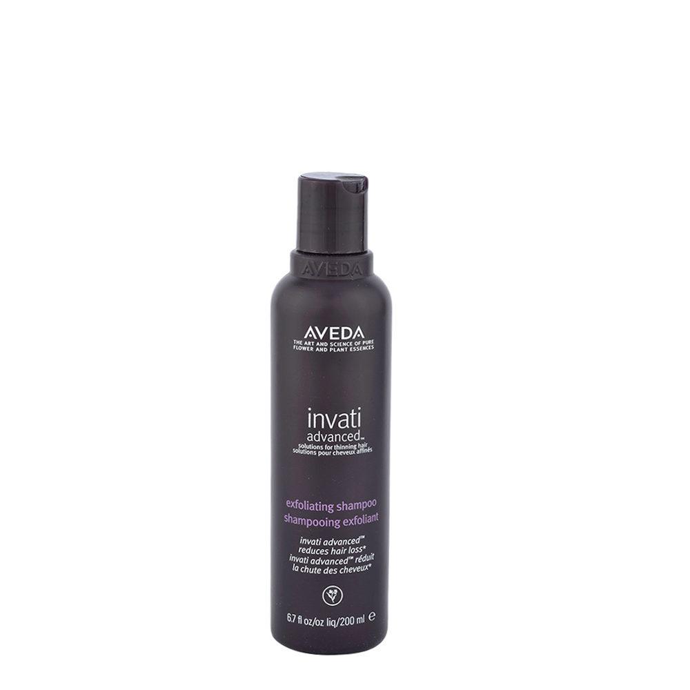 Aveda Invati advanced™ Exfoliating shampoo 200ml - shampoo esfoliante per capelli fini