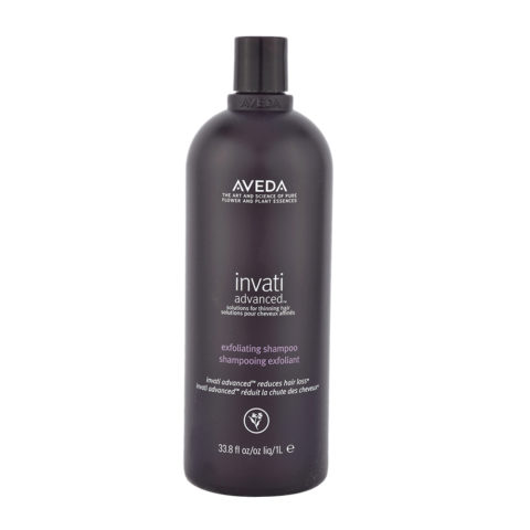 Aveda Invati advanced™ Exfoliating shampoo 1000ml - shampoo esfoliante per capelli fini
