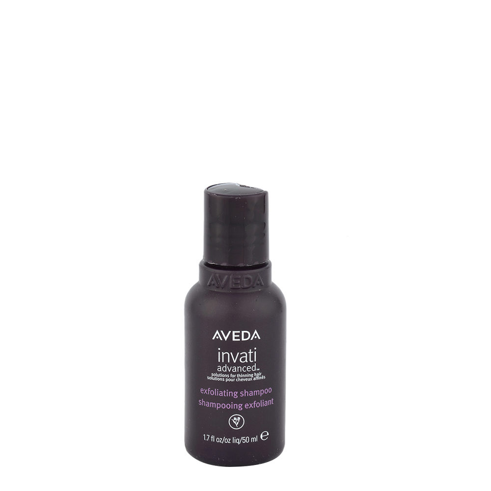 Aveda Invati advanced™ Exfoliating shampoo 50ml - shampoo esfoliante per capelli fini