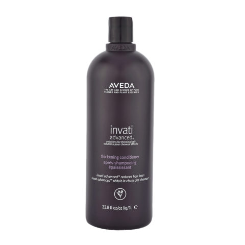 Aveda Invati advanced™ Thickening conditioner 1000ml - balsamo ispessente per capelli fini